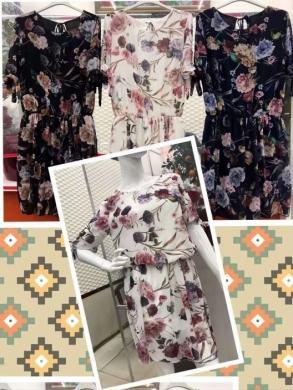 Sukienka Damska - Włoska (standard) NL2284