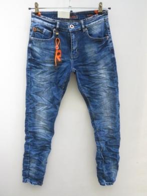 Spodnie jeansowe męskie (30-38) KM15862