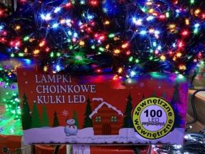 Lampki led Flash ( 100 Led  ) TP237