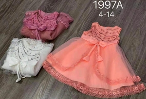 Sukienka wizytowa dla dziewczynki (4-14) TP764