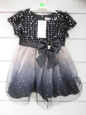 Sukienka świąteczna dziewczęca (4-14) KM12769