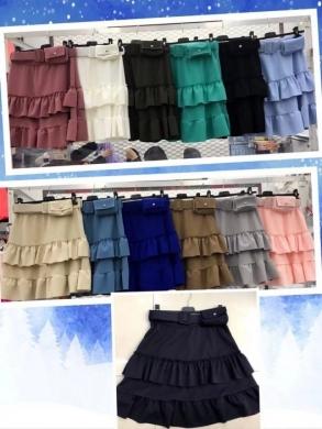 Spódnice damskie materiałowe (standard) NL2247