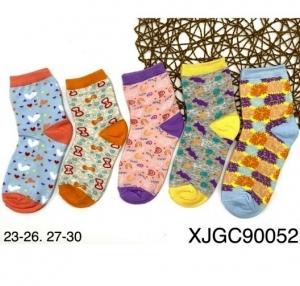 Skarpety dziewczęce (23-30) NL4015