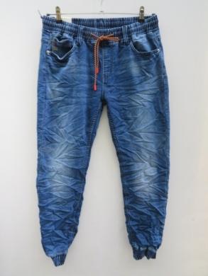 Spodnie jeansowe męskie (32-38) KM15866