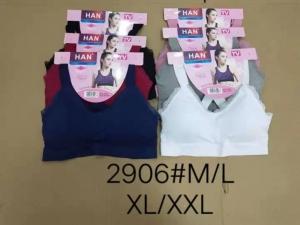 Topy damskie (M-2XL) Różowy KM13665