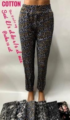 Spodnie alladynki damskie (XL-6XL) NL2875