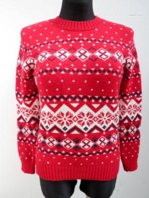 Sweter świąteczne damski (S/M-L/XL) KM11925
