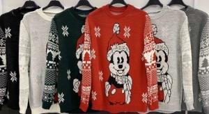 Sweter świąteczne damskie (standard) KM13340