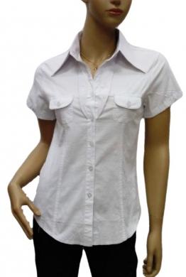 Koszule Damskie krótki rękaw ( 36-44 ) PRM 890