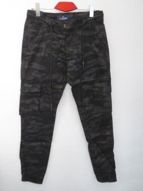 Spodnie bojówki męskie (32-42) KM15767