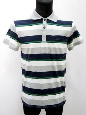T-shirt męski z krótkim rękawem (M-3XL) KM16668