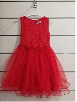 Sukienka wizytowa dla dziewczynki (4-14) TP746