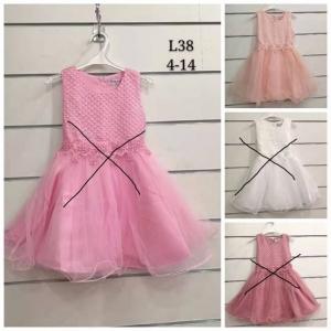 Sukienka wizytowa dla dziewczynki (4-14) TP761