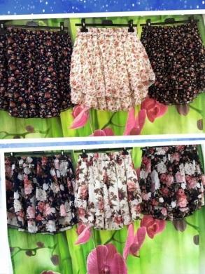 Spódnice damskie materiałowe (standard) NL2275