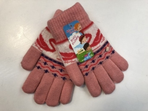 Rękawiczki dziewczęce (16CM) KM12106