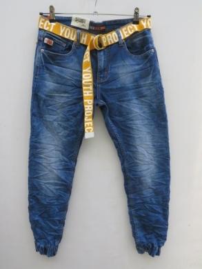 Spodnie jeansowe męskie (30-38) KM15868