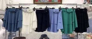 Spódnice damskie materiałowe (standard) NL2243