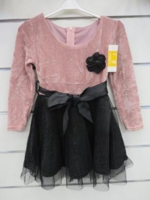 Sukienka świąteczna dziewczęca (4-14) KM12765