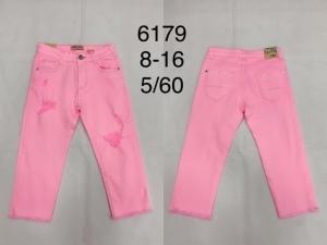 Spodnie materiałowe dziewczęce (8-16) TP530