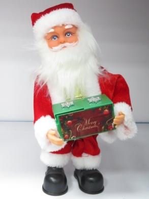 Mikołaj na baterie KM11694