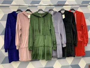 Sukienka damska - włoska (Standard) KM11360