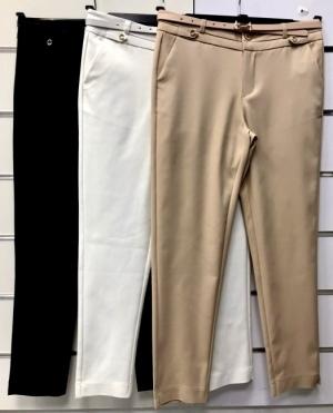 Spodnie damskie materiałowe (S-XL) NL3326