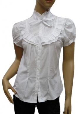 Koszule Damskie krótki rękaw ( 36-44 ) PRM 88