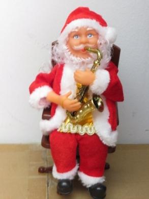 Mikołaj na baterie KM11709