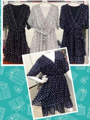 Sukienka Damska - Włoska (standard) NL2290