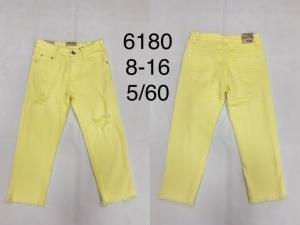Spodnie materiałowe dziewczęce (8-16) TP531