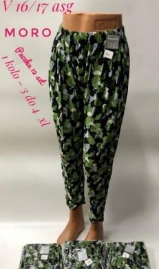 Spodnie alladynki damskie (3XL-4XL) NL2881
