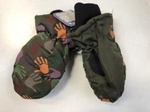 Rękawice Narciarskie Dziecięce (standard) KM12133