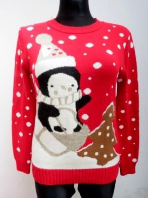 Sweter świąteczne damski (S/M-L/XL) KM11921
