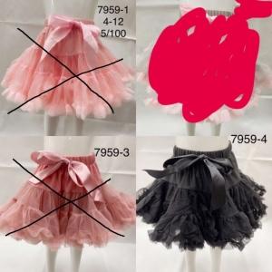 Spódnica Dziewczęca (4-12) TP444