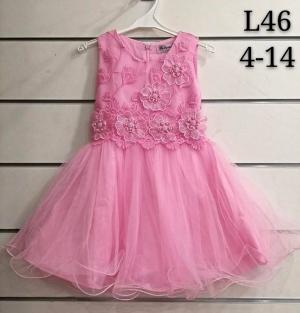Sukienka wizytowa dla dziewczynki (4-14) TP742