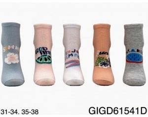 Skarpety dziewczęce (31-38) NL4029