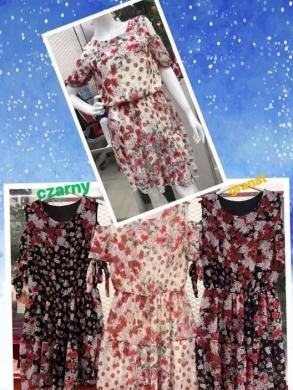 Sukienka Damska - Włoska (standard) NL2293