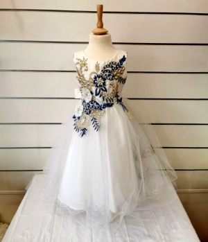 Sukienka wizytowa dziewczynki (2-14lat) NL4726