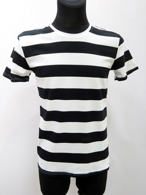 T-shirt męski z krótkim rękawem (M-3XL) KM16683