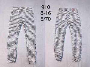 Spodnie materiałowe dziewczęce (8-16) TP535