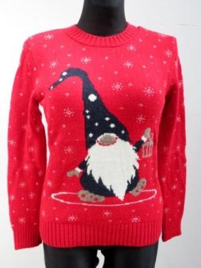 Sweter świąteczne damski (S/M-L/XL) KM11928