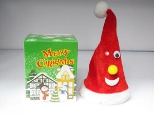 Mikołaj na baterie KM11704