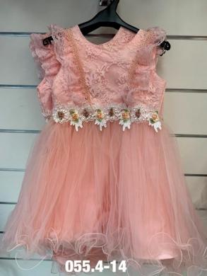 Sukienka wizytowa dziewczynki (4-14) NL4837