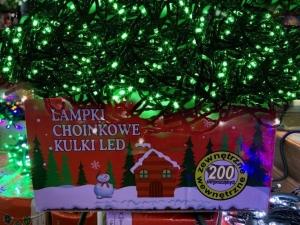 Lampki led Flash ( 200 Led  ) TP240