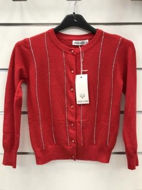 Swetry dziewcięce (4-14) KM12735