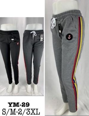 Spodnie dresowe damskie (S-3XL) NL2728