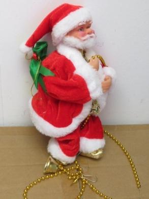 Mikołaj na baterie KM11715