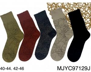 Skarpety męskie bawełniane (40-46) NL3632
