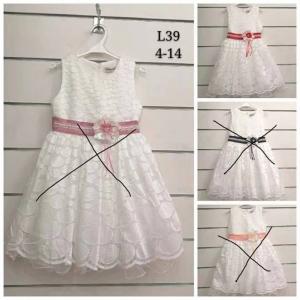 Sukienka wizytowa dla dziewczynki (4-14) TP752