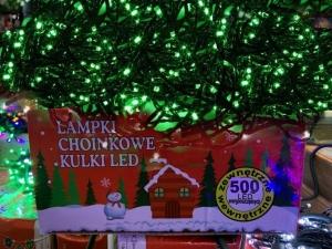 Lampki led Flash ( 500 Led  ) TP227